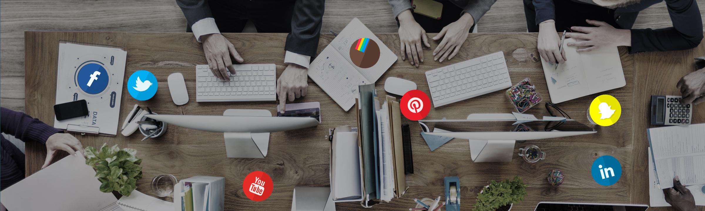 Social Media Marketing Stats for 2017
